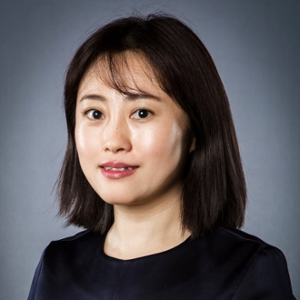 Maggie Yin (Government Affairs Director, Data Protection and Privacy of RELX Group)