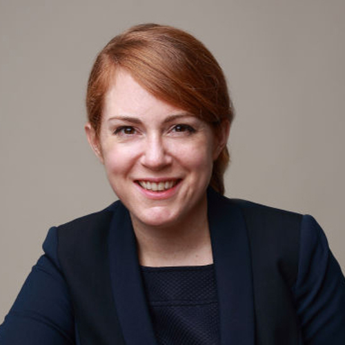 Rosie Hawes (Partner, Control Risks; Chair, British Chamber Shanghai)